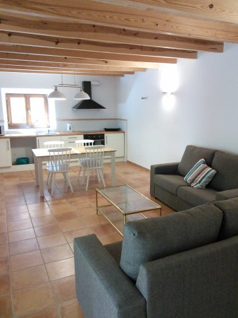 Selva, Spanien: 1 bedroom suite with balcony
