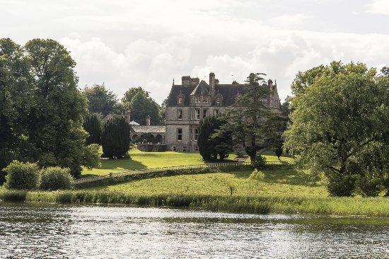 Glaslough, Irlande : Le chateau