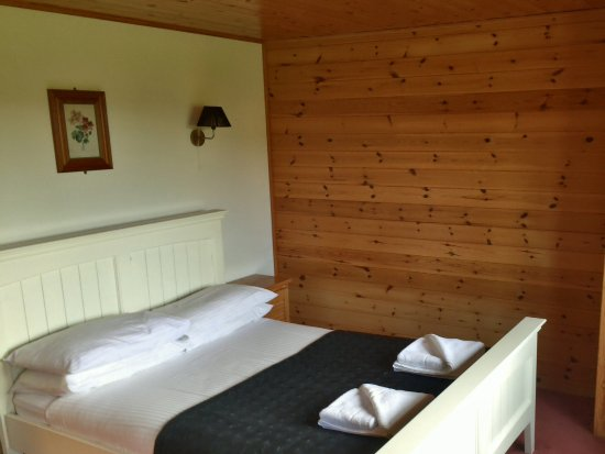 Baltasound, UK: Comfortable room in a remote hotel