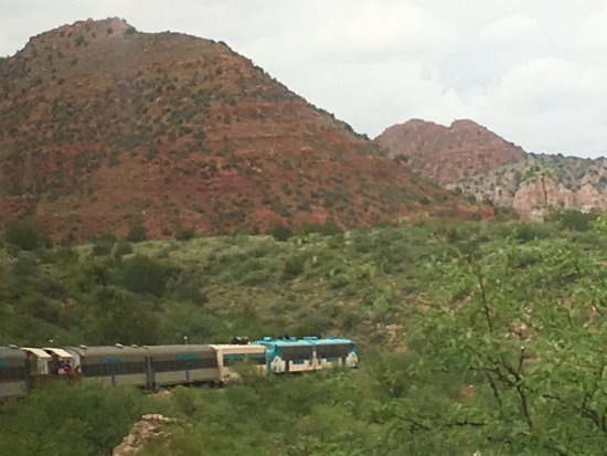 ‪‪Verde Canyon Railroad‬: Awesome!‬