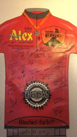 Wellness Hotel Alex: Für Biker und alle anderen das beste Hotel. Super Gastfreundschaft und einen exzellenten Service