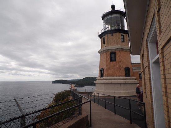 Two Harbors, Minnesota: Split Rock Lighthouse