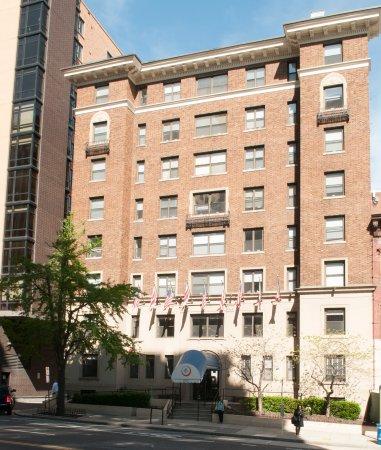 HI Washington DC Hostel: Welcome to HI Washington, DC