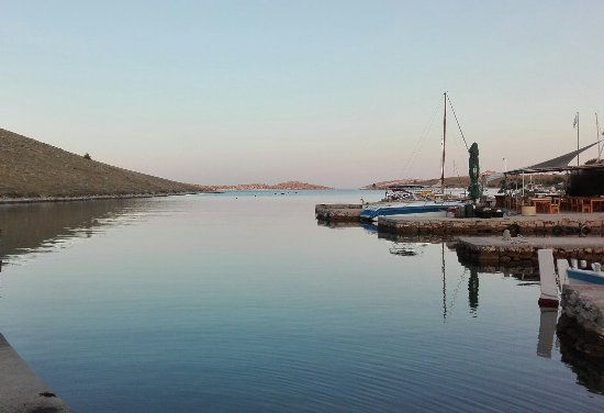 Kornati Islands National Park, Croácia: Bucht von Vrulje in den Kornaten