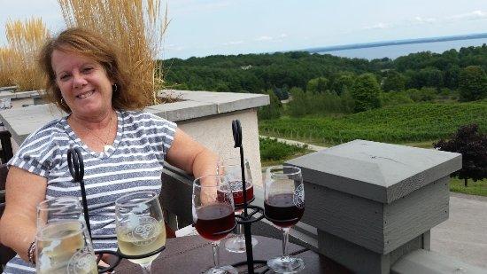 Fairfield Inn & Suites Traverse City: Wine Tasting