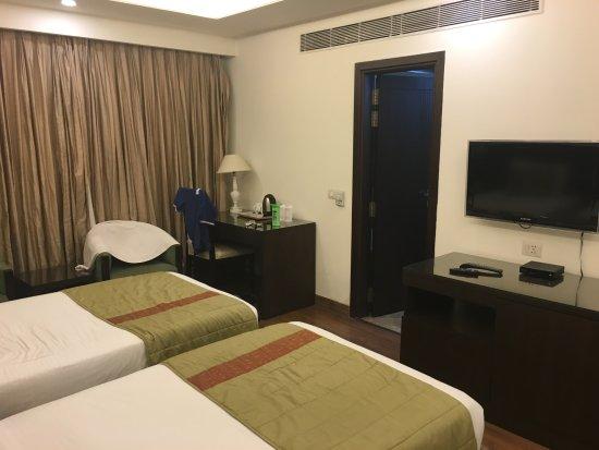 Hotel Africa Avenue GK : My Room