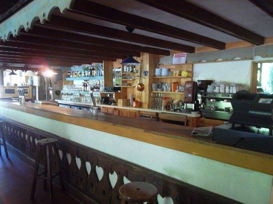 Aillon-le-Jeune, ฝรั่งเศส: le bar