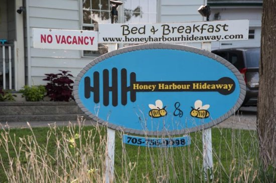 Honey Harbour Hideaway