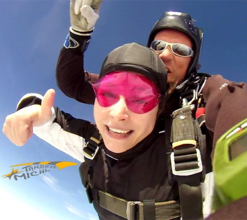 Tandemmichl Tandem Skydive