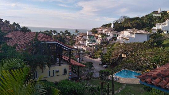 Pousada Hibiscus Beach: Vista do quarto.