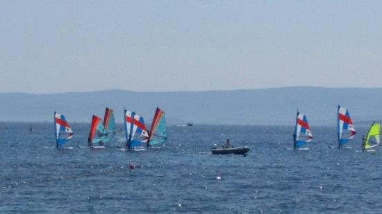 Brac Island, كرواتيا: Johnny's Windy Way