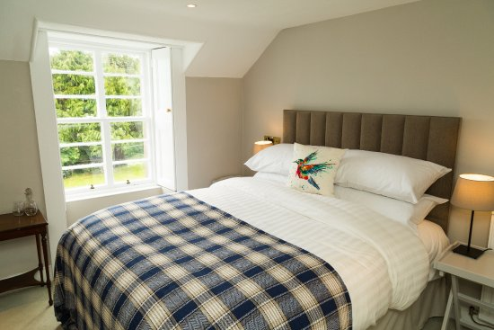 Strath Tummel, UK: Ensuite Bedroom