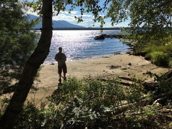 Kingfield, ME: Flagstaff Lake