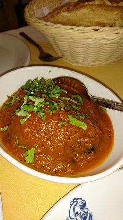 Punjab : Eggplant dish.