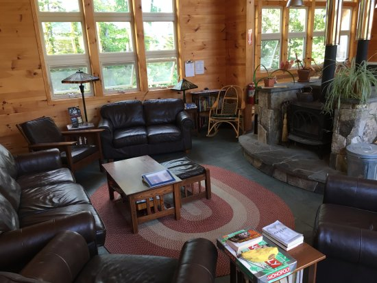 Kingfield, ME: Stratton Brook Hut