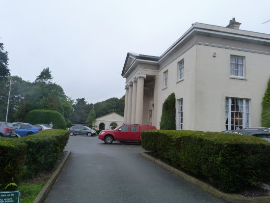The Lamphey Court hotel