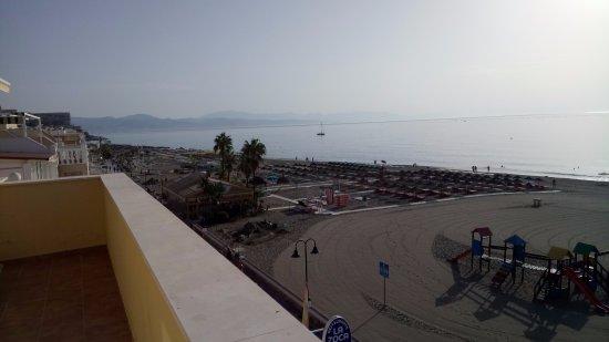 Apartamentos Dona Lucia: View from front balcony 2