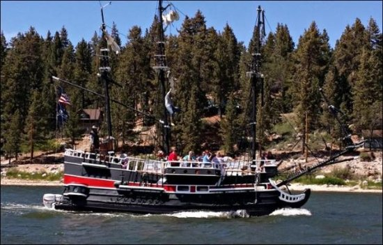 Pirate Ship Tours