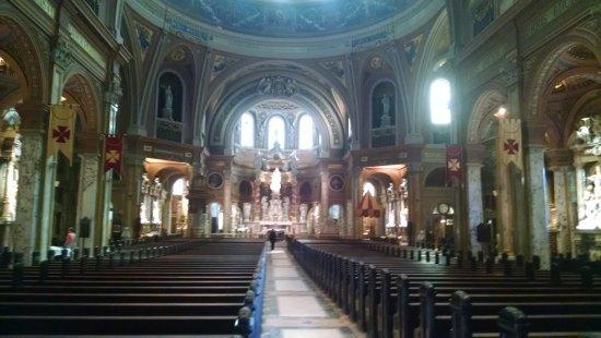 Lackawanna, NY: Main Altar