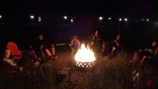 East Springfield, Estado de Nueva York: Fire Pit!