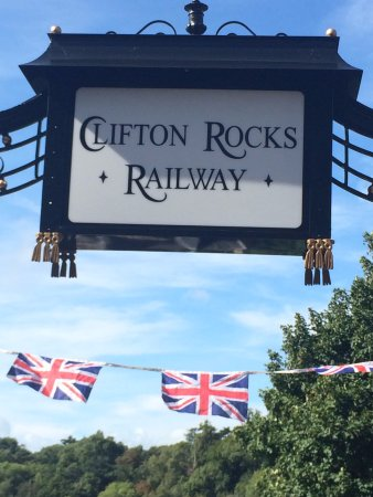 Clifton Rocks Railway