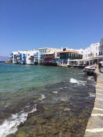 Poseidon Hotel - Suites: Little Venice