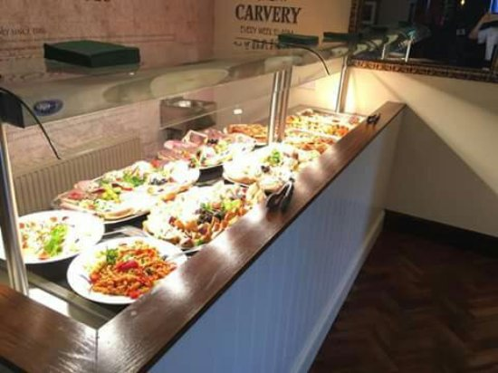 Seamer, UK: The londesborough arms buffet