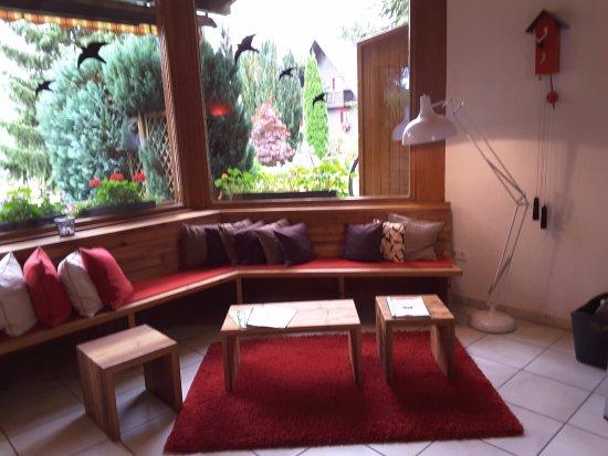 Hotel Peterle : Sitting Room