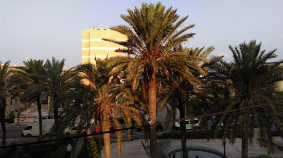 Achillion Hotel: Отель Achillion в г. Родос