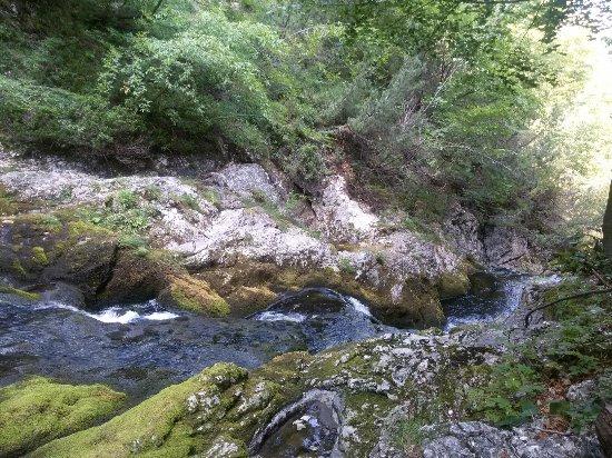 Chiusaforte, Italia: Cavità 20 - Fontanon di Goriuda