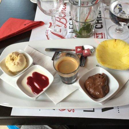 Image Café Gourmand café gourmand - picture of hippopotamus, serris - tripadvisor