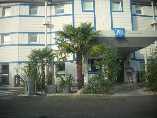 Ibis Budget Deauville : Eingang