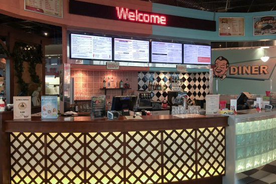 Bella roma daddy 39 s diner kuopio kuva ristorante bella for Ristorante elle roma