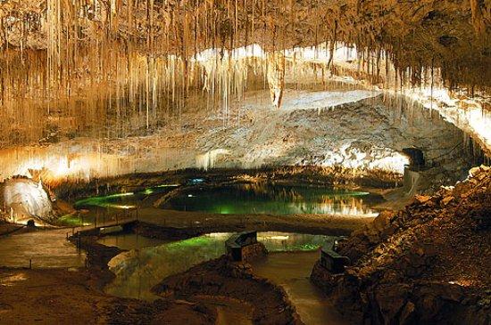 Parc Naturel Regional du Vercors: la grande salle