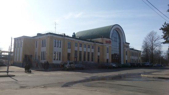 Zelenogorsk, Russland: Вокзал в Терийоки