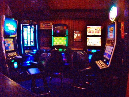 Boring, OR: Video Poker Machines