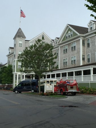The Nantucket Hotel & Resort: Streetview