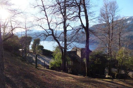 Paihuen resort de monta a desde san mart n de for Hotel familiar montana