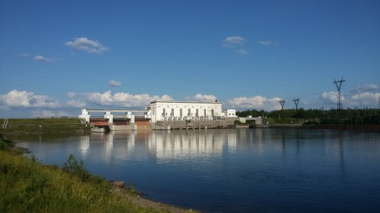 Verkhnesvirskaya Hydroelectric Power Station