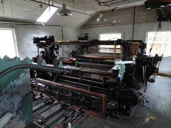 Aberlour, UK: Ancienne machine