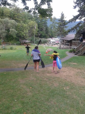 Alpine Village Resort: 20160910_102233_large.jpg