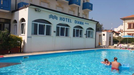 Foto de Hotel Diana