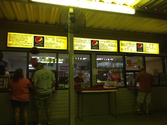 Van Buren, Μιζούρι: Local Favorite- The Jolly Cone