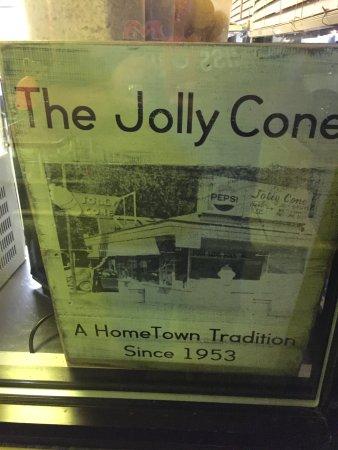 Van Buren, Μιζούρι: Jolly Cone