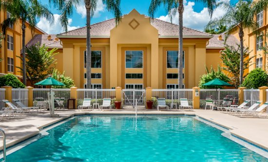 quality suites lake buena vista orlando florida hotel. Black Bedroom Furniture Sets. Home Design Ideas