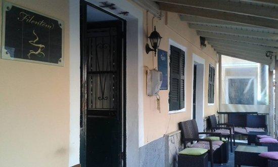 Sinarades, Grecja: Filentem