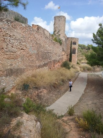Vila Rodona Castle