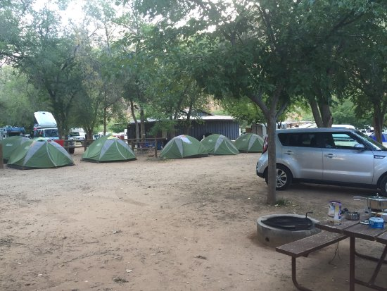 Zion Canyon Campground照片