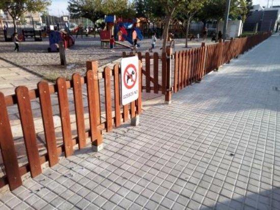 Tordera, España: Vista exterior