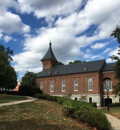 Lee Chapel and Museum: photo0.jpg